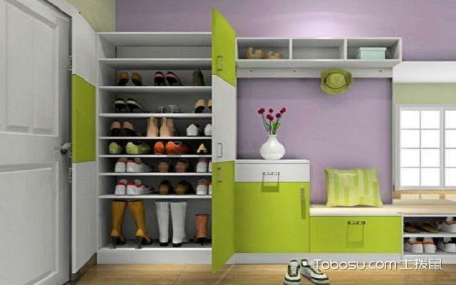 鞋柜装修效果图