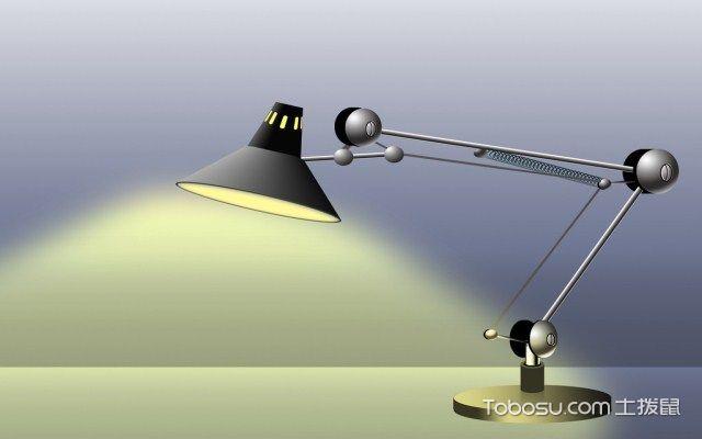 台灯频闪的测试方法