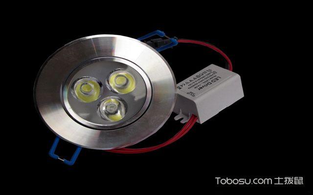 射灯怎么拆之切断电源