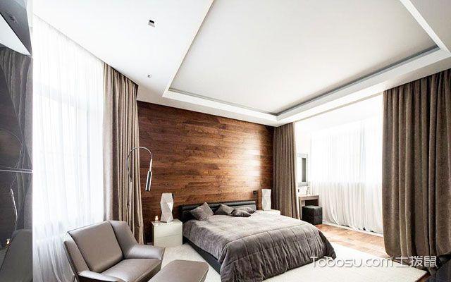 卧室吊顶设计