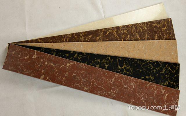 瓷砖踢脚线施工方法之试安装