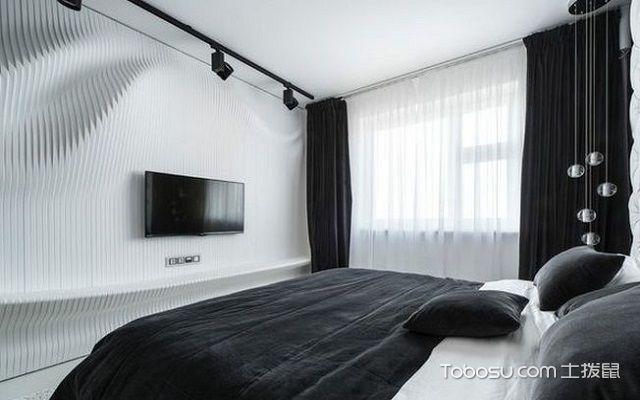 主卧室墙纸颜色风水