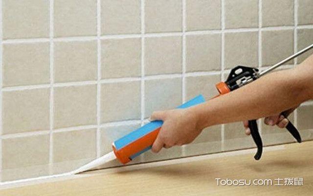 填缝剂怎么用之搅拌填缝剂