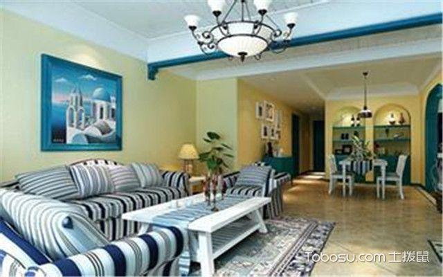 地中海风格家具特点——色调
