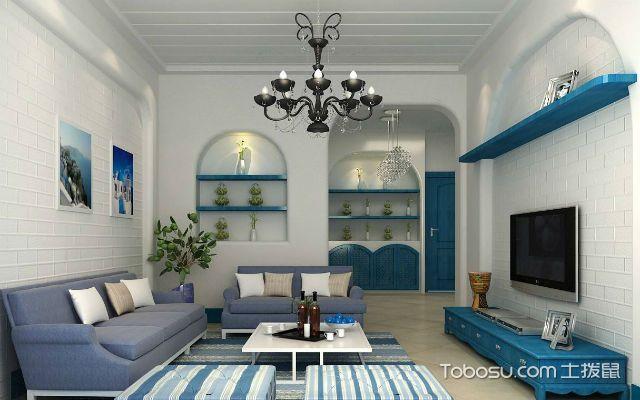 地中海风格色彩搭配之蓝、白色