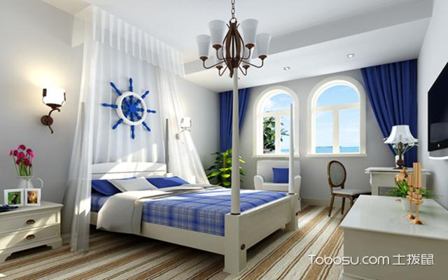 地中海风格软装特点之经典配色