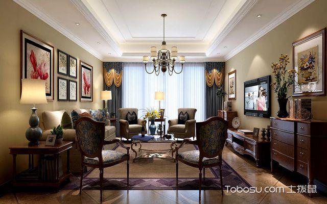 新古典风格的特点之家具