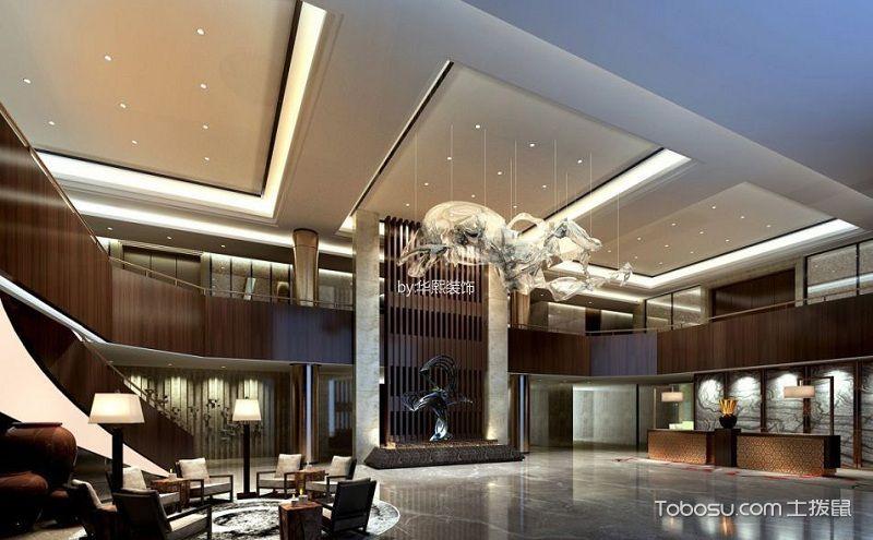 酒店装修案例,不同的风格营造相同的舒适环境