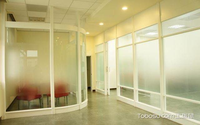 钢化玻璃墙的优缺点之优点