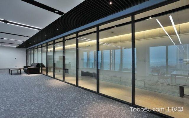 钢化玻璃墙的优缺点之效果