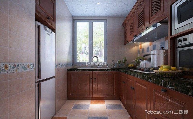 新中式厨房地砖贴图,选好的也要选对的