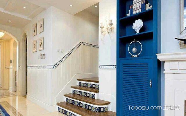 欧式风格客厅墙裙