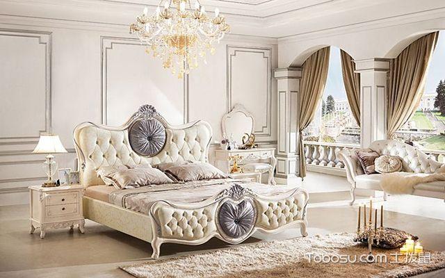 法式风格家具有哪些特点之细节处理