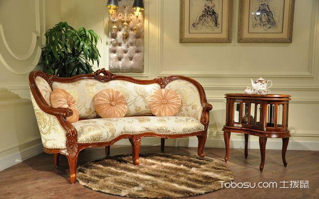 法式风格家具有哪些特点之材质