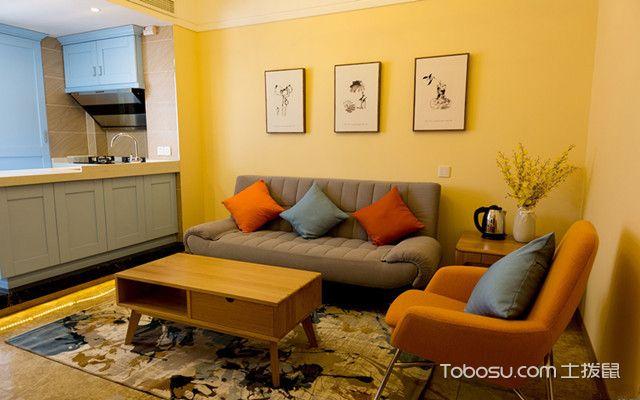公寓设计要点之家具实用