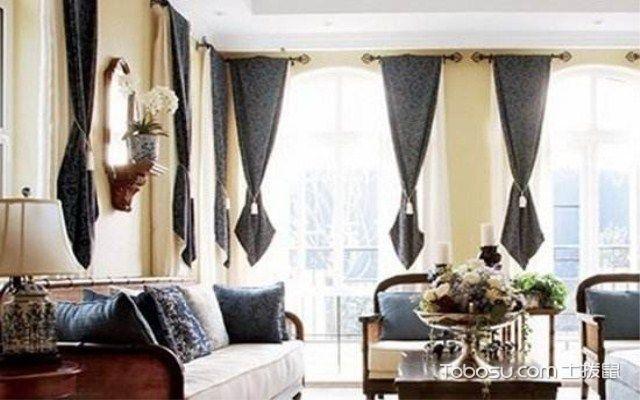 法式风格窗帘特点之风格介绍