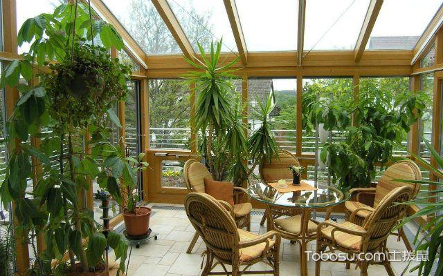 花园洋房设计注意事项之引景入室