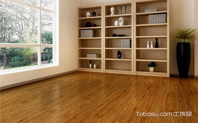 石塑板安装方法之自流平施工