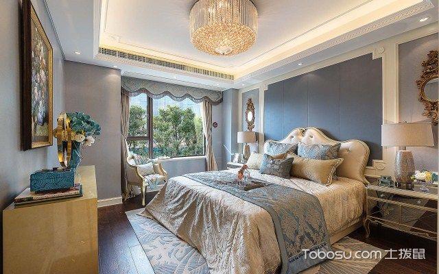 法式风格卧室的特点