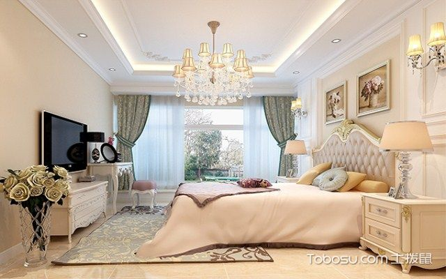 法式风格卧室的特点之概念介绍