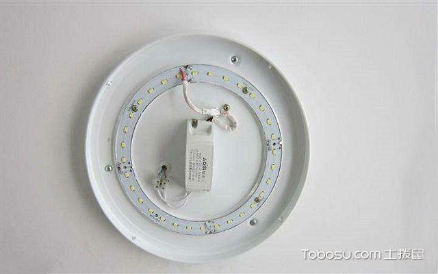 led吸顶灯安装