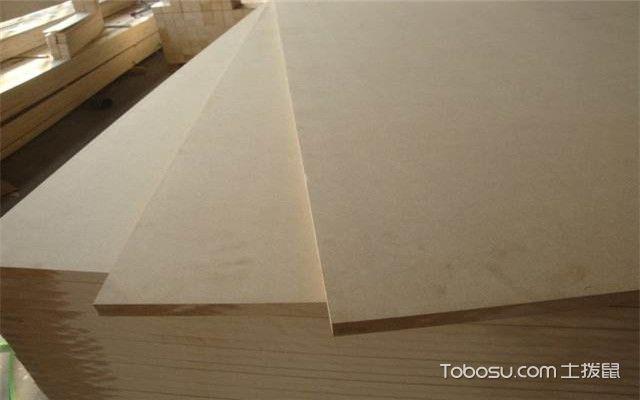中纤板和实木板之要点