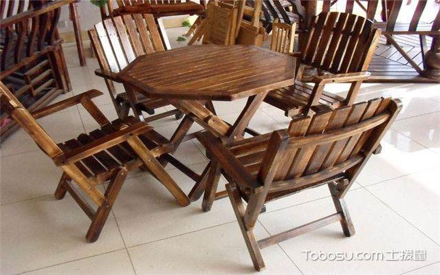 炭化木家具之优缺点