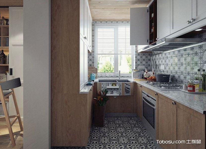 2米阳台改厨房效果图,敞亮大方你值得拥有