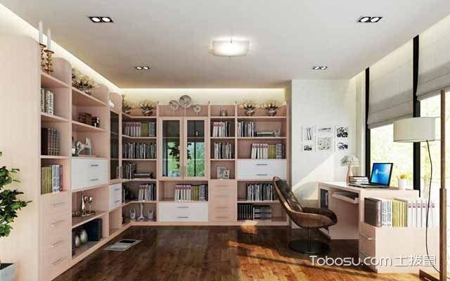 书柜书架风水