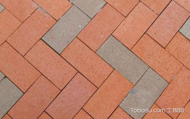 透水砖和陶土砖哪个好之透水砖优劣势