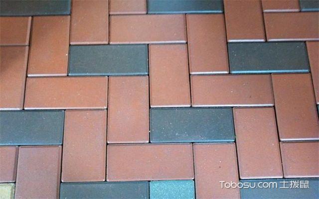 陶土砖的铺装方法之注意事项