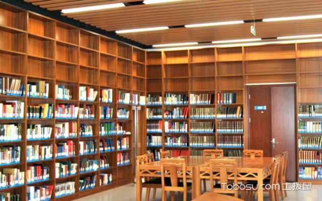 图书馆书架分类金属书架