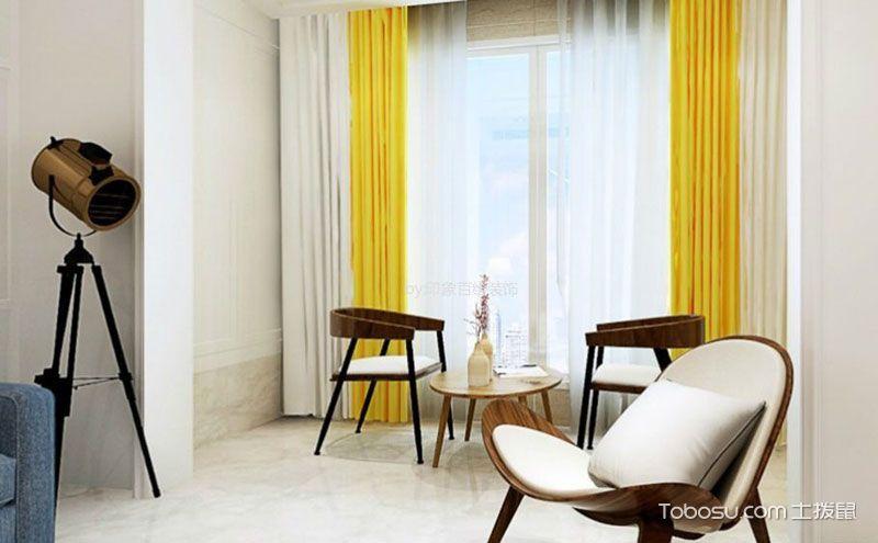 阳台窗帘怎么选好看?经典款式为您全解析