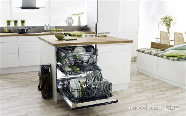 洗碗机安装之方法