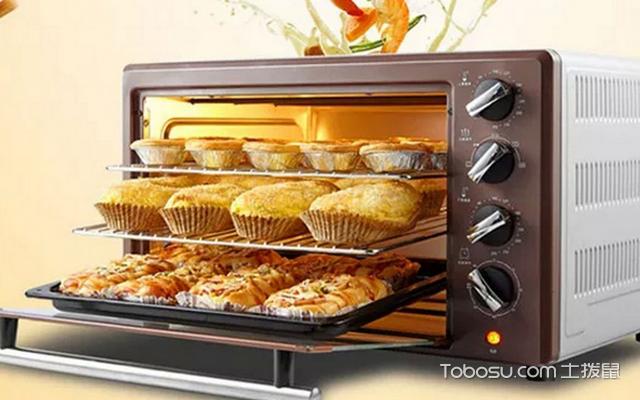电烤箱和微波炉的区别之电烤箱