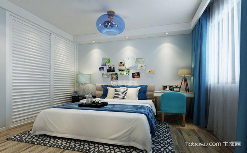 儿童房装修样板间,专属萌宝的五彩斑斓大世界