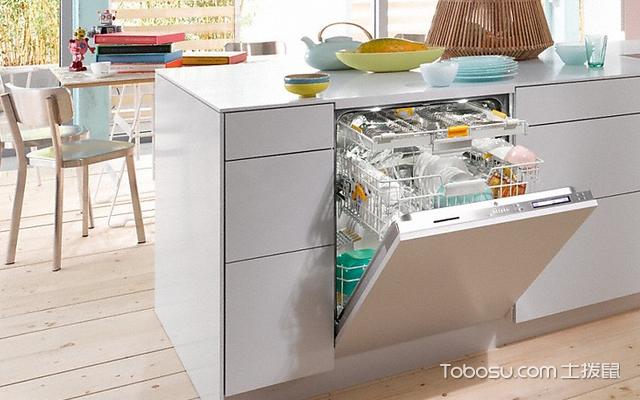 洗碗机如何选购之容量