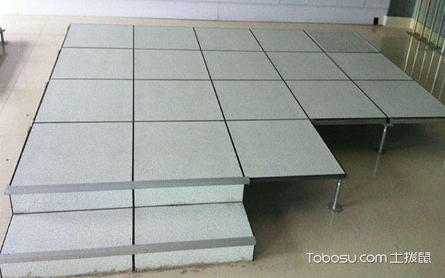 防静电地板的安装方法之工具准备