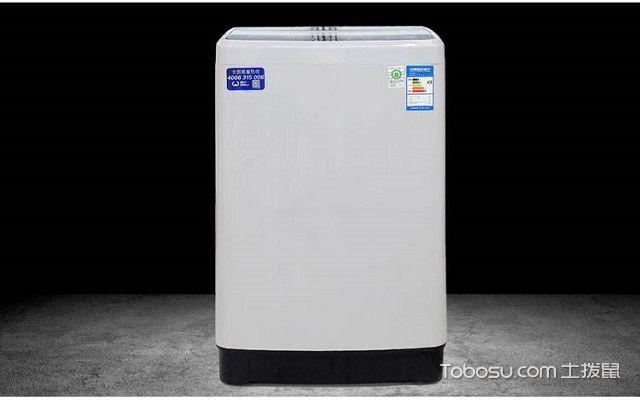 波轮洗衣机安装