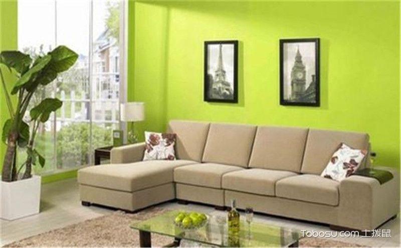 客厅沙发摆放效果图大全,教你怎么摆放最好看!