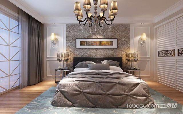 170平方四居室装修图