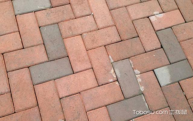 海绵砖和透水砖的区别之透水砖