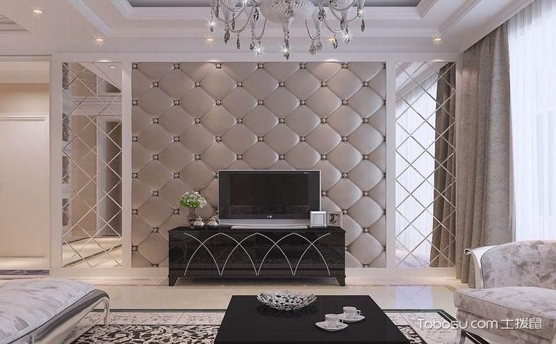 电视背景墙装修图片,为你家增添更多不一样的美感