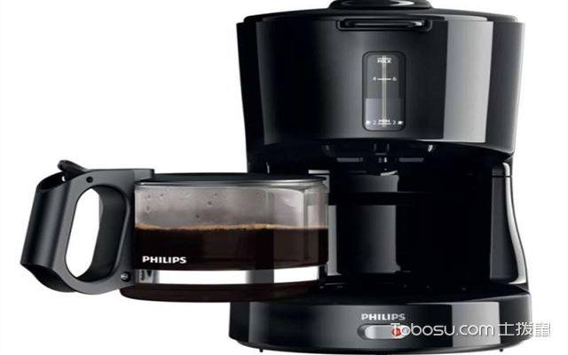 家用咖啡机推荐之飞利浦