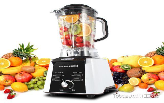 料理机和榨汁机的区别之料理机