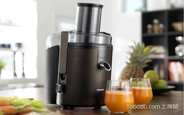 料理机和榨汁机的区别之榨汁机