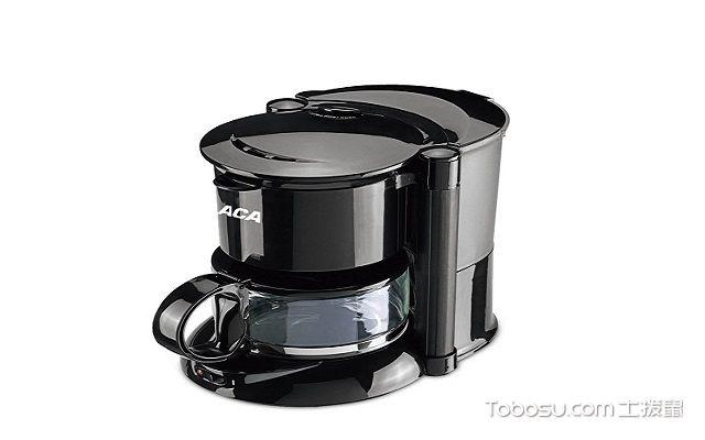 滴漏式咖啡机怎么用之预热