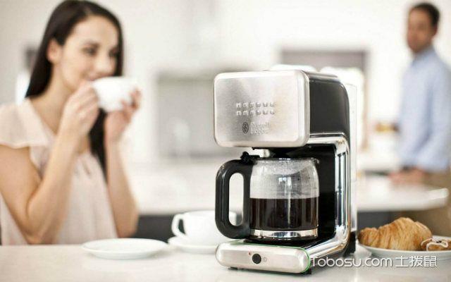 滴漏式咖啡机怎么用之加水