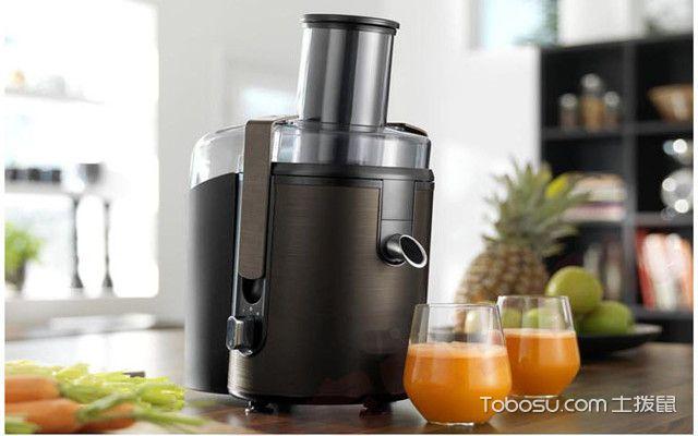 榨汁机怎么用之榨汁机