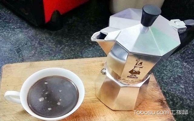 咖啡机如何选购之摩卡壶